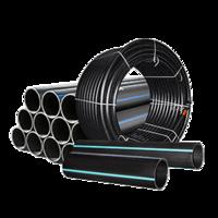 Труба ПНД напорная для водопроводов ГОСТ 18599
